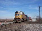 Autoparts train